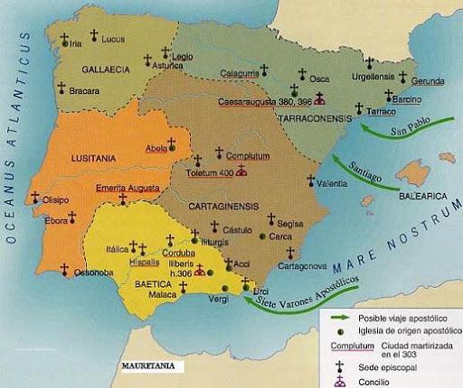 Incorporación de España al mundo grecolatino