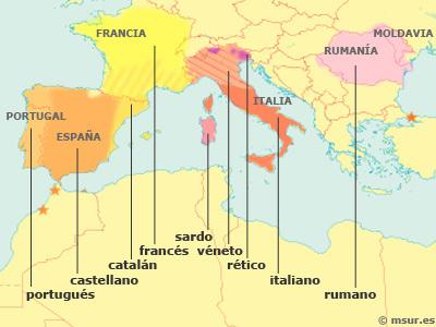 Lenguas románicas