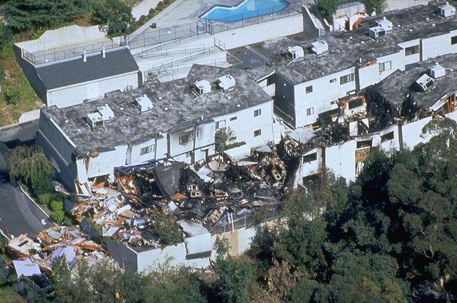 1994 Earthquake kills in L.A.