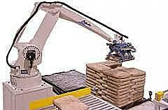 "Primer robot ""palletizing""7"
