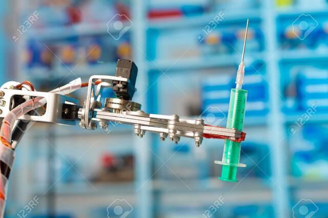 ROBOT MANIPULADOR EN LABORATORIOS MEDICOS