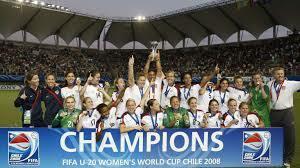 La Copa Mundial Femenina de Fútbol Sub-20.