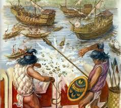 Sitio de Tenochtitlán.