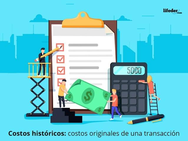 Contabilidad de costos historicos