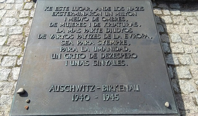 Judeo-español o sefardí