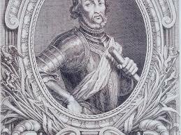 Hernán Cortés recorrió Baja California.