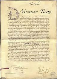 Tratados de Miramar