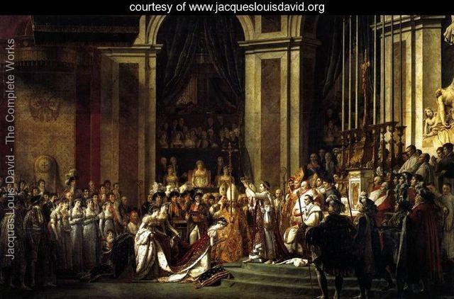 Coronation of an Emperor