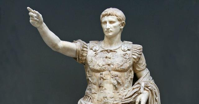 "▪︎Octavian Takes the Title ""Augustus"""