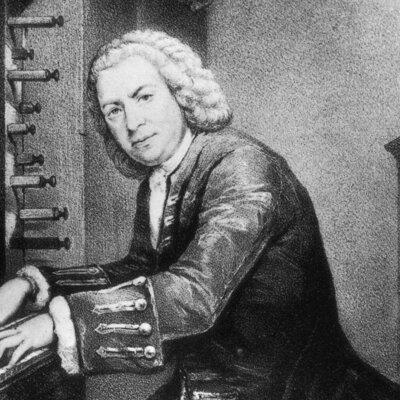 Johaan Sebsatian Bach timeline