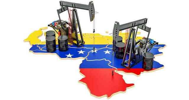 Venezuela país minero y petrolero