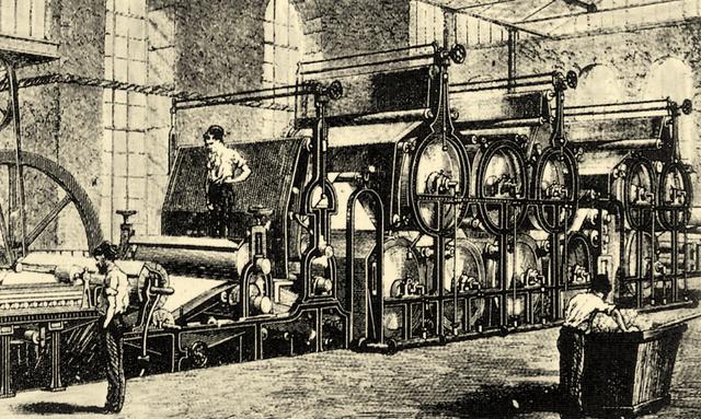 Burguesía Industrial y comercial