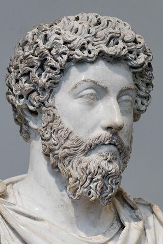 *Marcus Aurelius: 121 AD- 80 AD