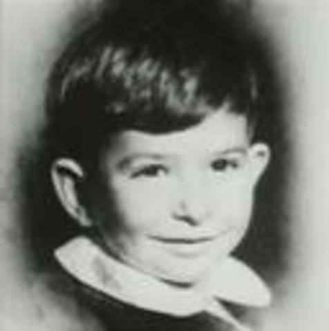 Chomsky's childhood