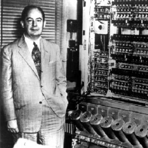 John Louis von Neuman(1903-1957