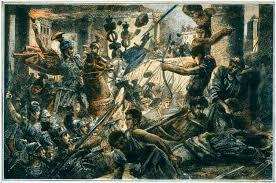 Primera guerra civil de la república romana
