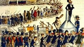 EJE CRONOLÓGICO BLOQUE 7  El régimen de la Restauración. Características y funcionamiento del  sistema canovista - Guerra colonial y crisis de 1898. timeline