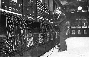 Computador de válvulas de rádio