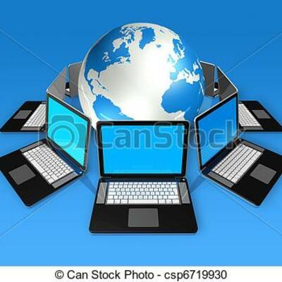 La historia de la computadora. timeline