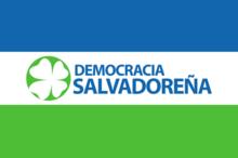 Partido Democracia Salvadoreña. (DS)