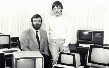 fundação da Microsoft
