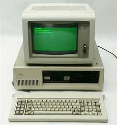 Lançamento do Micro PC 5150