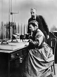 Marie Curie discoveries