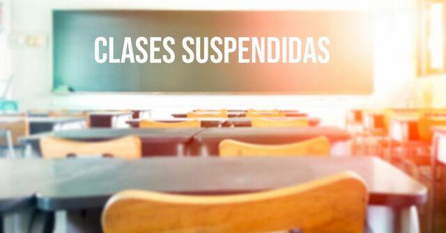 MEP suspende clases en todo Costa Rica
