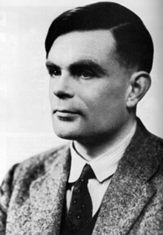 Alan Turing publishes his paper Computing Machinery and Intelligence which helps create the Turing Test.
