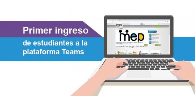 MEP habilitó cuentas de correo electrónico para estudiantes