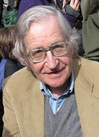 Noam Chomsky is still alive to this day