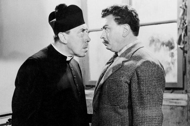 Giovannino Guareschi pubblica un volume di racconti 'Don Camillo'