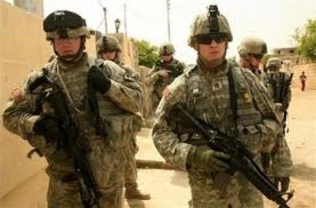 30,000 Troops
