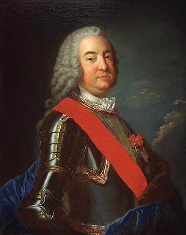 Pierre de Rigaud de Vaudreuil (1698-1778)