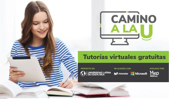 "Plataforma virtual ""Camino a la U"""