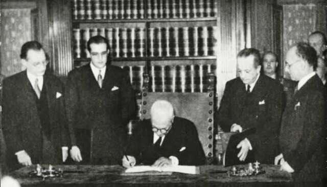 Promulgazione della Costituzione della Repubblica Italiana