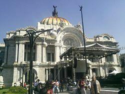El Instituto Nacional de Bellas Artes y Literatura y