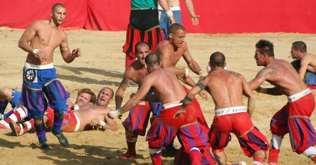 El calcio florentino
