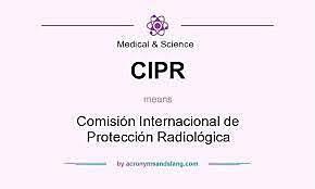 Comité Internacional de protección Radiológica evento 3