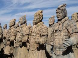 Evolución histórica- China