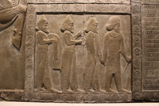 Mesopotamía.