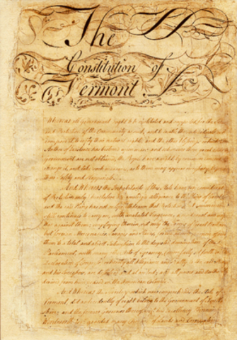 The Constitution of 1791