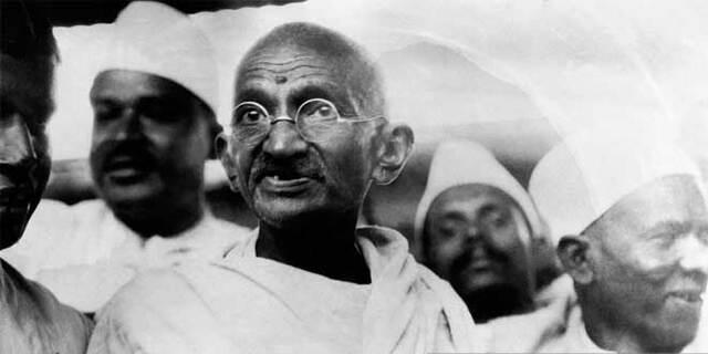 Transcurso para la independencia de India