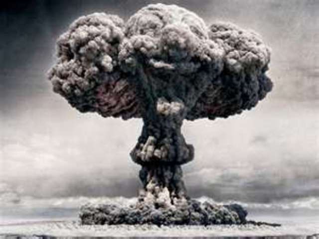 rescue and the atomic bomb