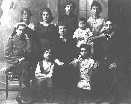Ciudadania a los judíos