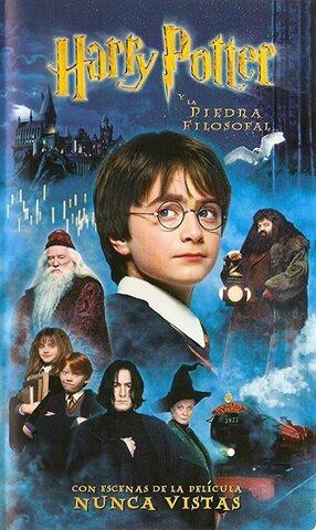Harry Potter i la pedra filosafal