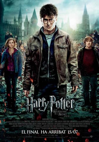Harry Potter i les reliquies de la mort (Part 2)