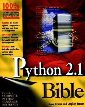 versión 2.1 Python