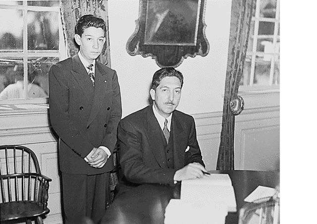 """29 de diciembre de 1950 Se reformó el artículo 145 del Código Penal relativo al llamado delito de """"disolución social"""""""