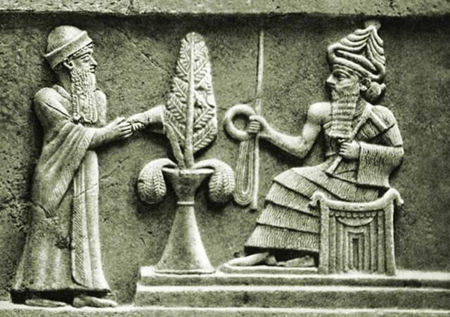 Aportaciones sumerios